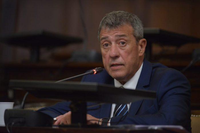 Senador Adolfo Bermejo (PJ)