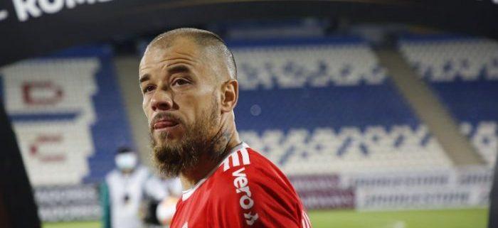 Diario del Oeste   Andrés D'Alessandro anunció que a fin de año dejará el  Inter de Porto Algre